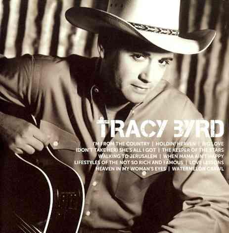 ICON BY BYRD,TRACY (CD)