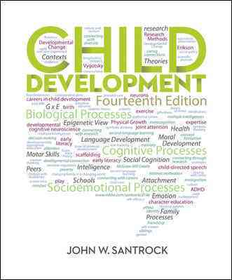 Child Development By Santrock, John